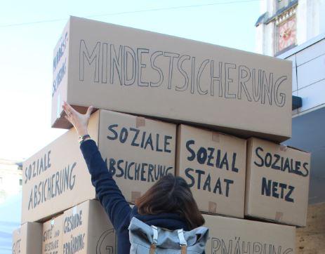 Sozialhilfe: Beschluss eines verfassungswidrigen Gesetzes?