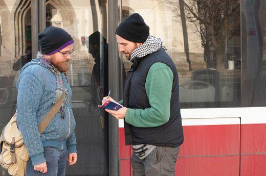 Aktion: Leistbare Mobilität für alle Salzburger*innen